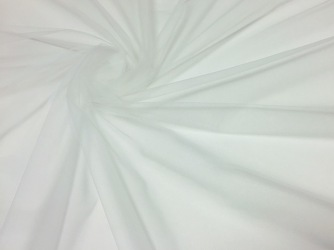 Ivory veil tulle 50813-2